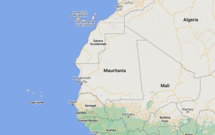 Lo scorcio di Africa dov'è avvenuto il naufragio