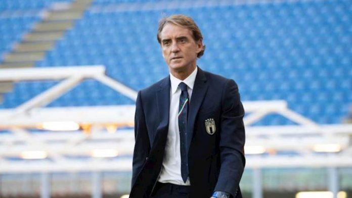Mancini in Nazionale