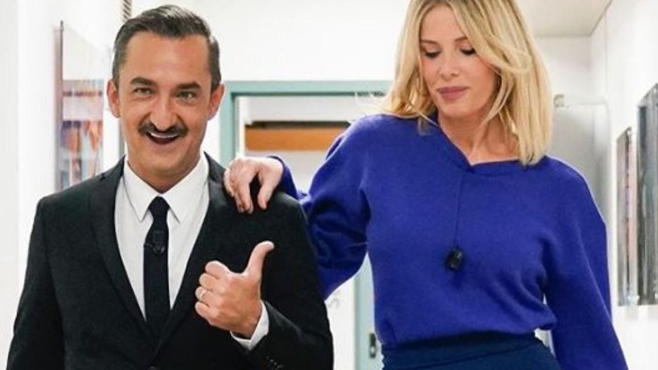 Perché Alessia Marcuzzi non è a Le Iene: positiva al test rapido