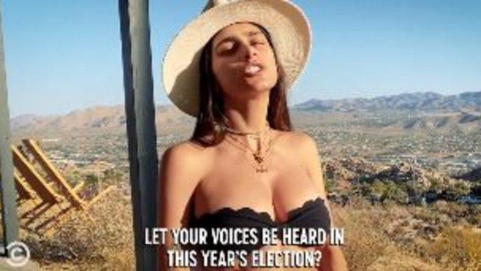 Mia Khalifa e il voto