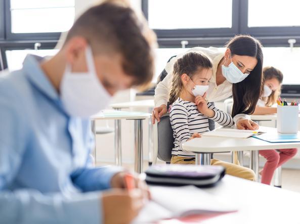 La scuola ai tempi del coronavirus