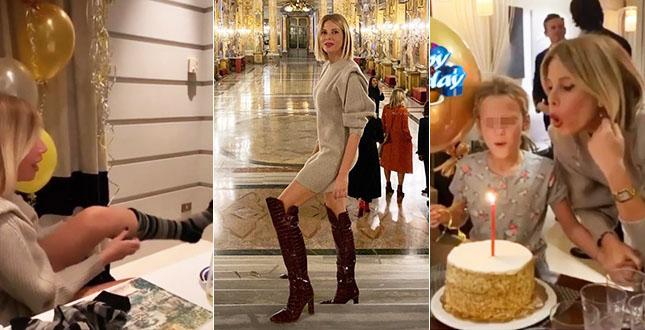 Alessia Marcuzzi celebra il 47esimo compleanno