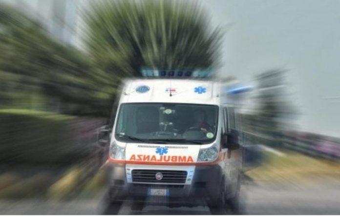 ambulanza inseguimento