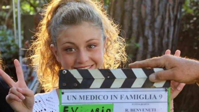 Domiziana Giovinazzo versione Elena Martini
