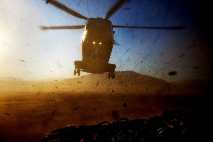 elicottero sinai soldati