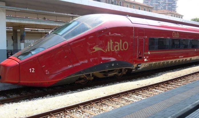 dpcm, stop al 90% dei treni italo