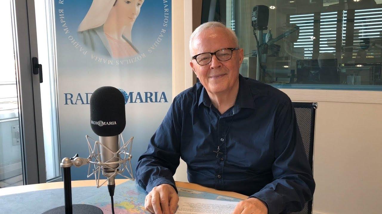 Padre Livio su Radio Maria: Coronavirus progetto criminale per ridurci a zombie