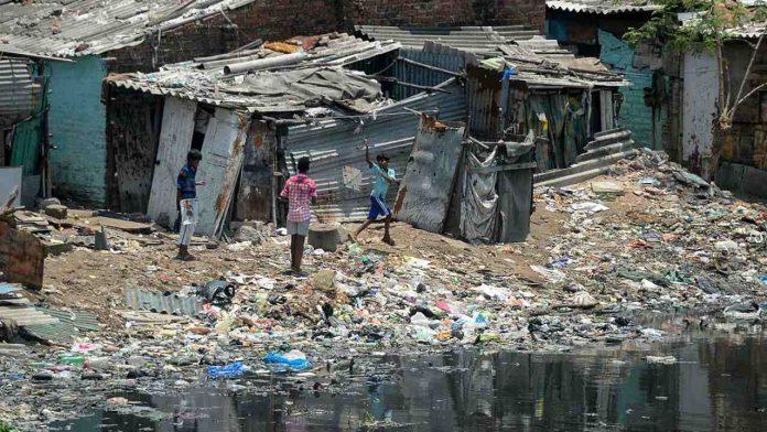Povertà in India