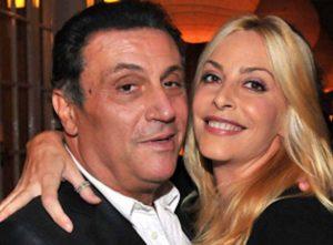 Andrea Roncato con Stefania Orlando