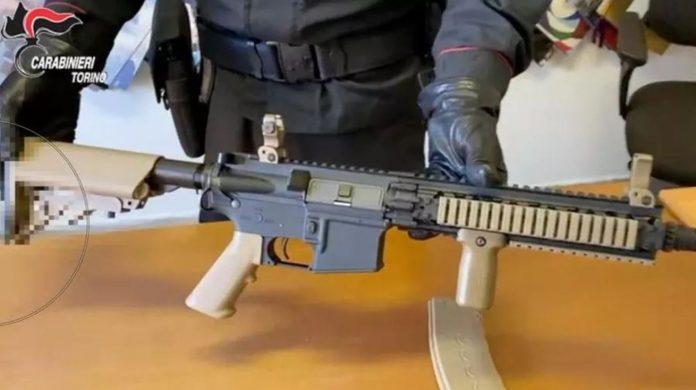 fucile per softair