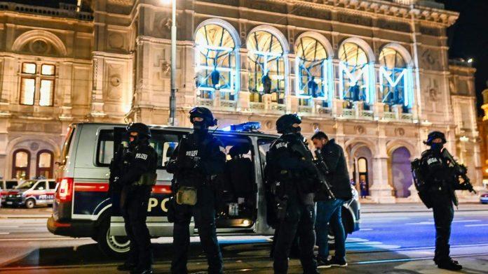 Terrorismo a Vienna