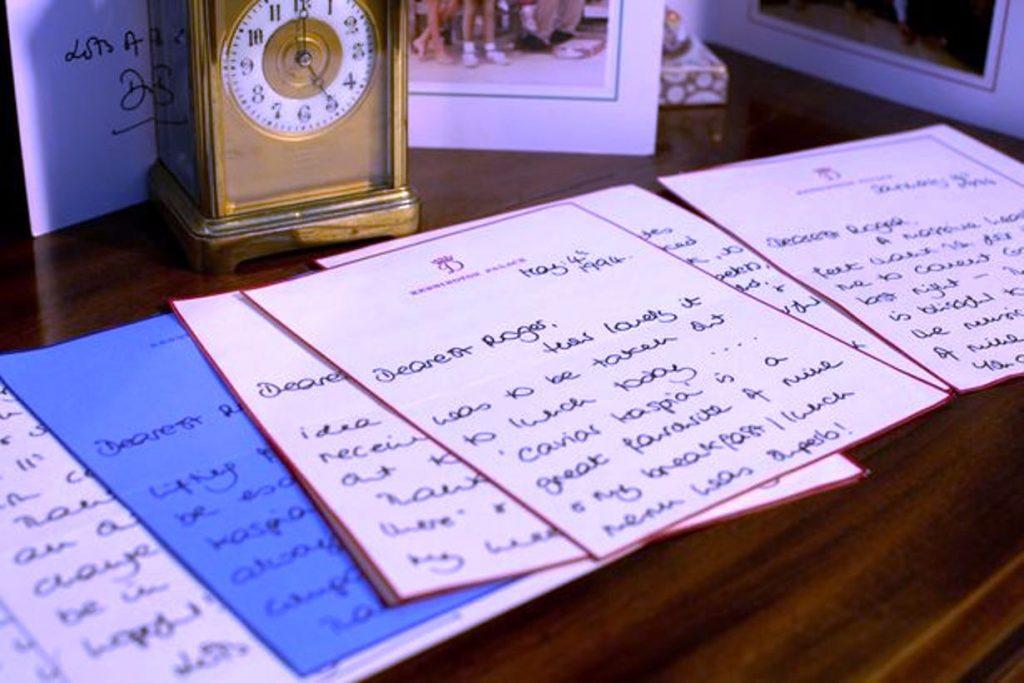 Le lettere della principessa Diana