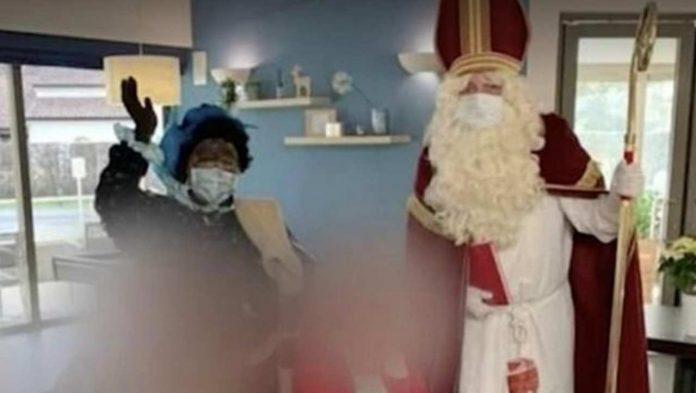 Babbo Natale untore