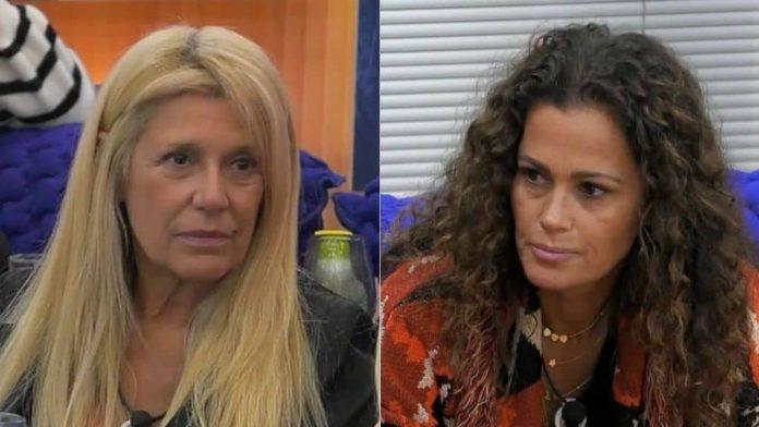 Maria Teresa Ruta e Samantha De Grenet