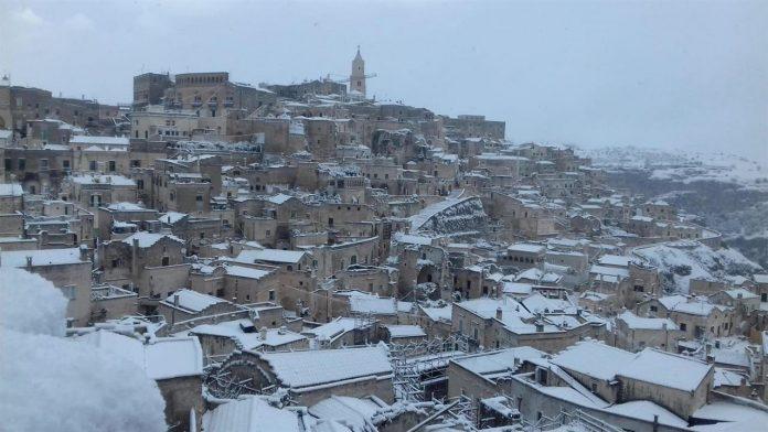 Neve in Italia