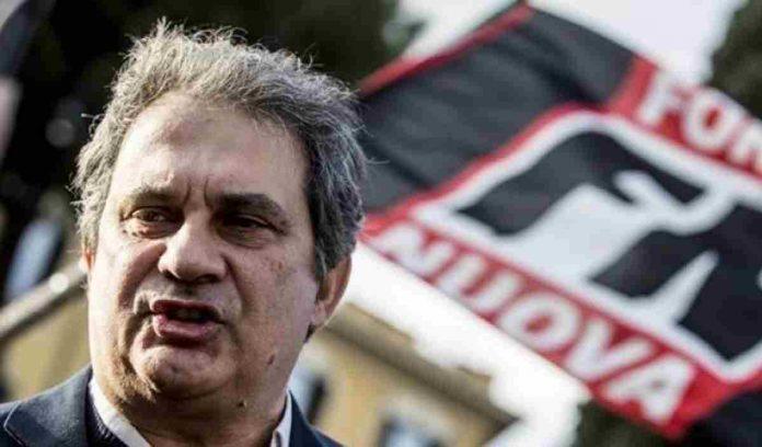 Roberto Fiore Forza Nuova Italia Libera