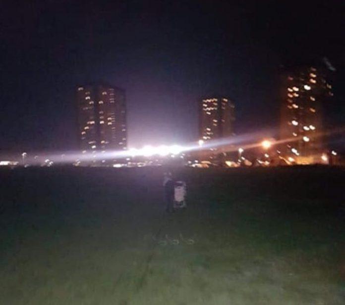 foto figli 666 campo calcio