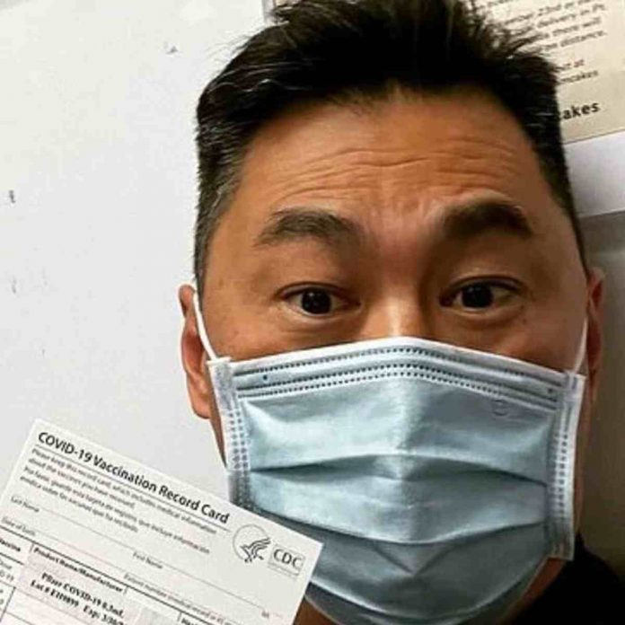 Positivo al covid dopo il vaccino