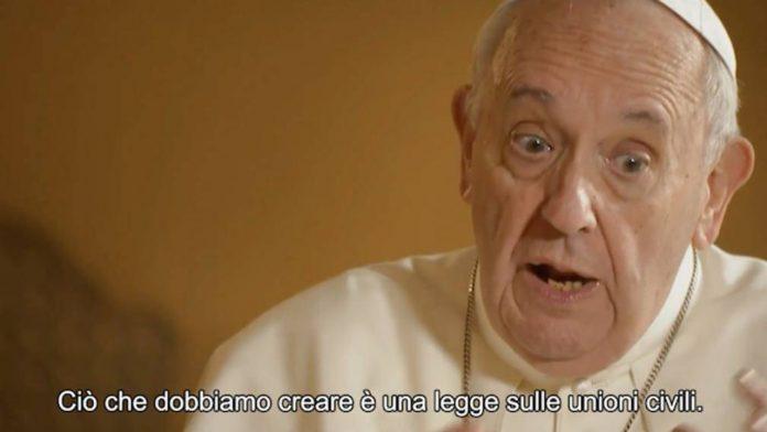 intervista papa francesco