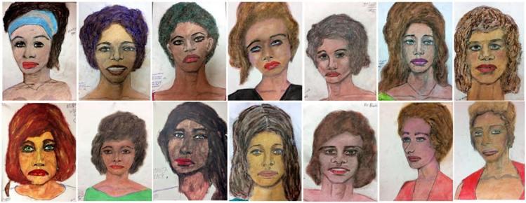 Le vittime di Samuel Little serial killer