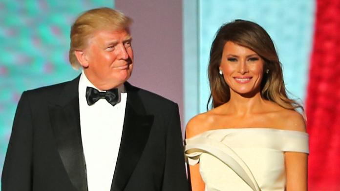 Donald-e-Melania-Trump
