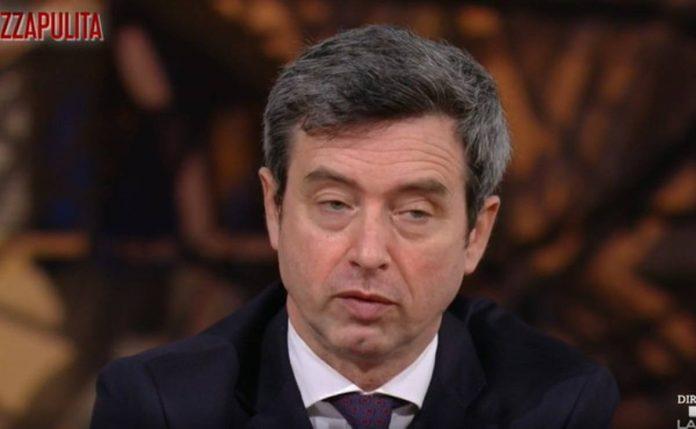 Andrea Orlando Piazza Pulita