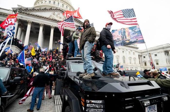 Assedio a Capitol Hill