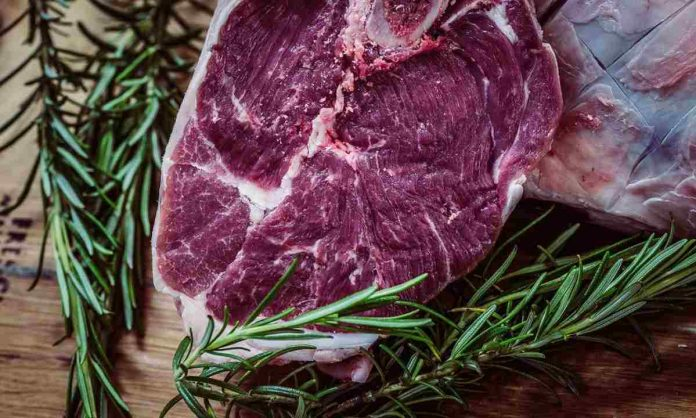 carne biologica gas serra