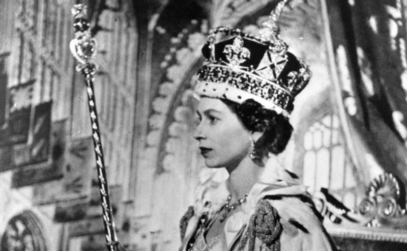 incoronazione regina Elisabetta 1953