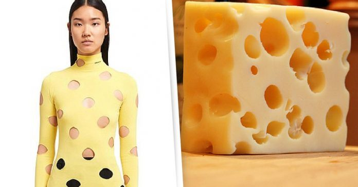 prada formaggio