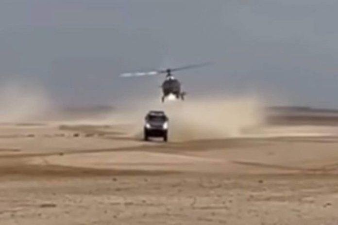 rally elicottero