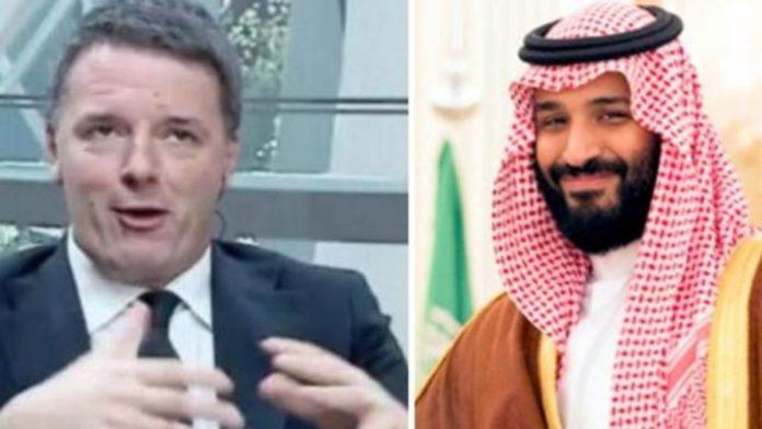 matteo renzi export bombe arabia