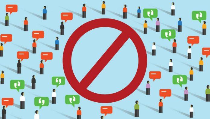 Ban dai social media