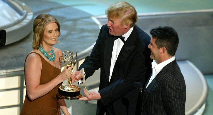 Trump complotto Emmy