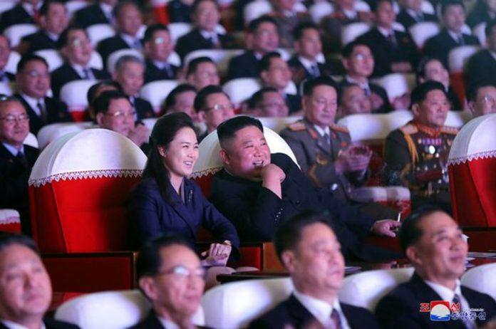 nord corea moglie kim jon un