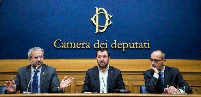 Borghi Bagnai Salvini