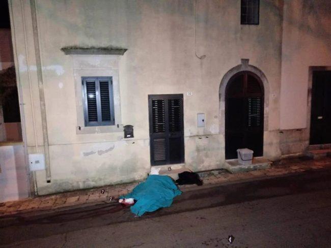 omicidio lecce Sonia Di Maggio
