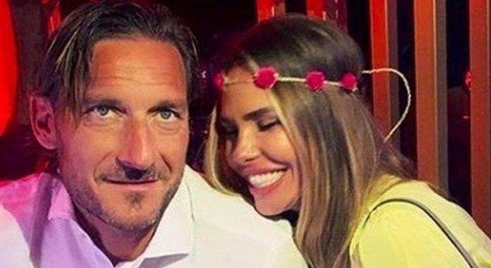 Francesco Totti Ilary Blasi