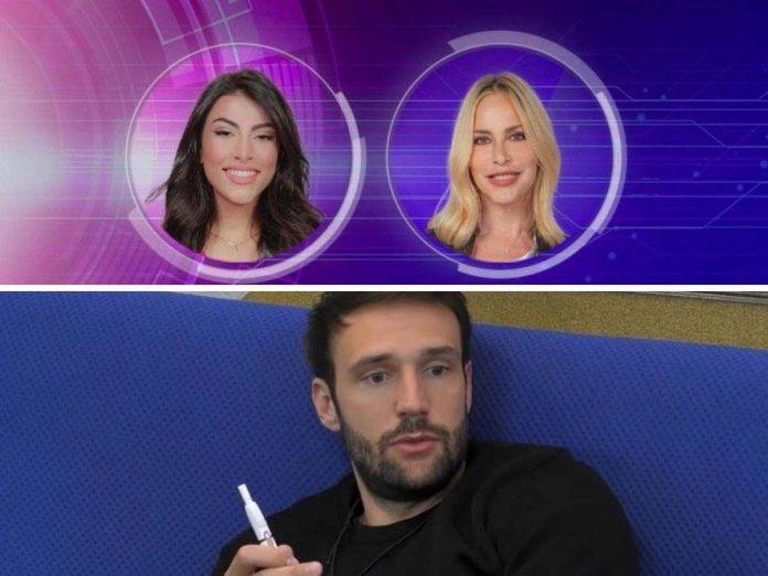 Andrea Zenga Giulia Salemi Stefania Orlando televoto