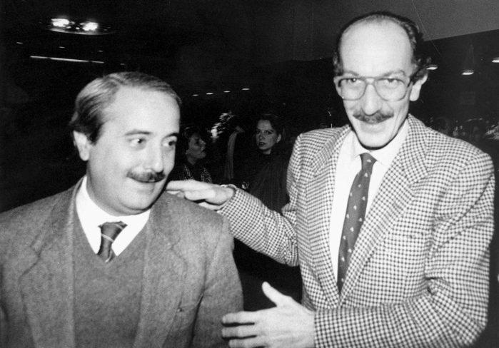 Giovanni Falcone Giuseppe Ayala
