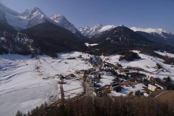 igloo svizzera padre figlio sepolti