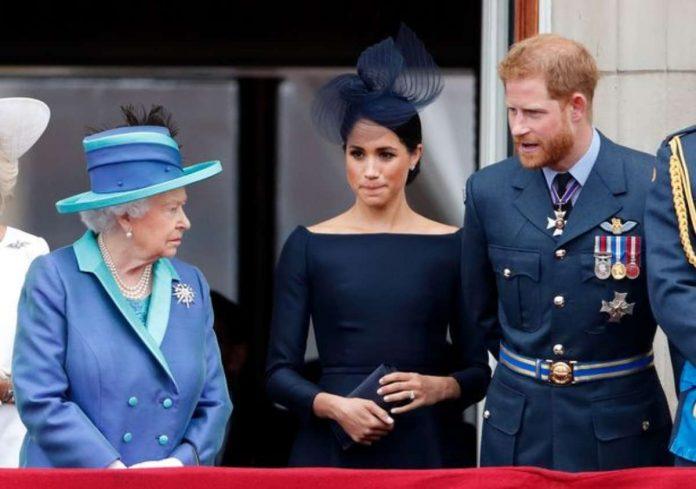 meghan harry regina titoli incarichi