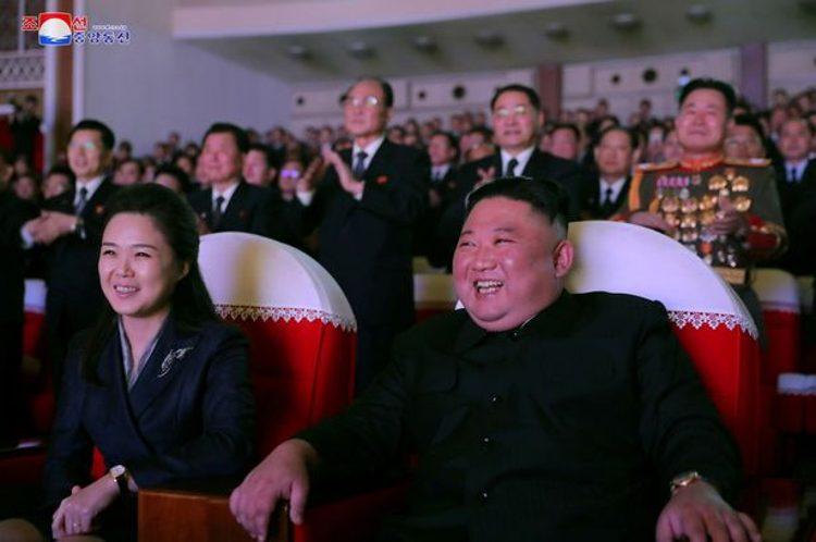 Moglie kim jong un nord corea