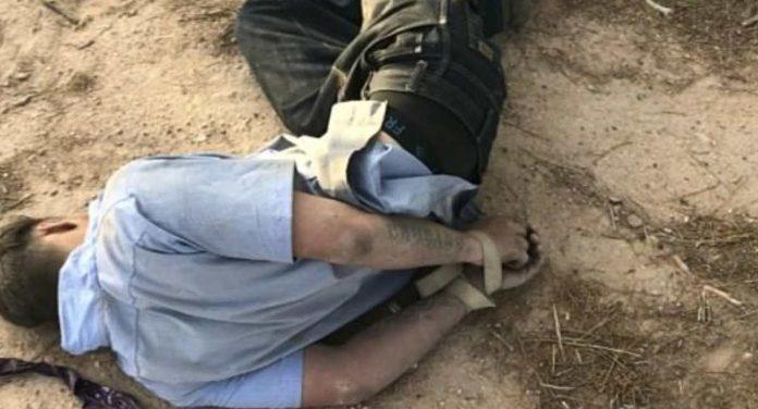 Uomo inscena rapimento per non lavorare