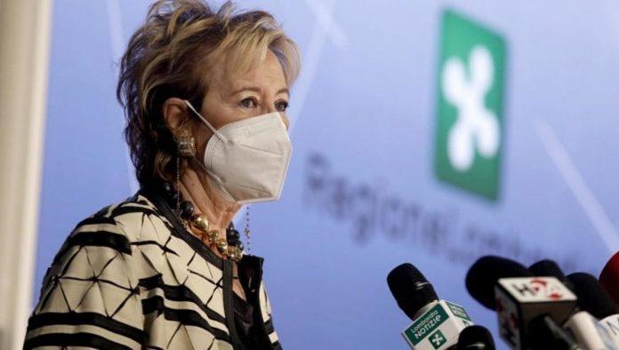 Letizia Moratti vaccini lombardia caos polemica