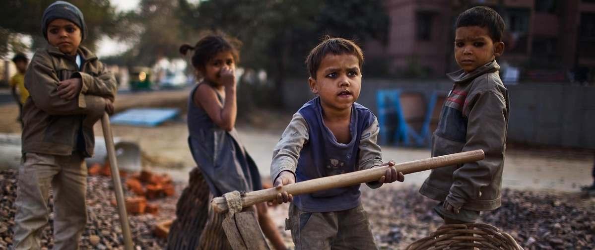 Bambini schiavi oggi