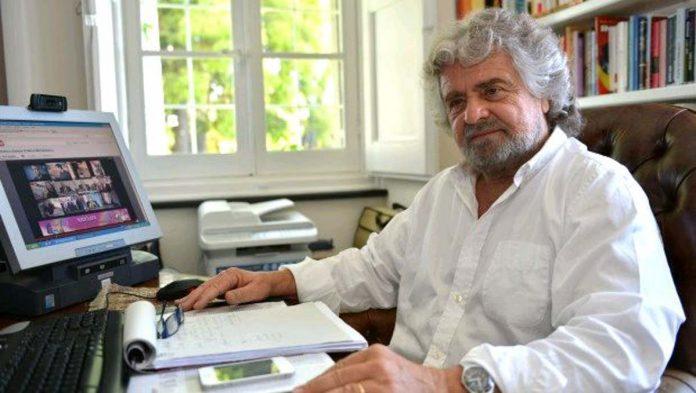 Beppe Grillo talk show regole
