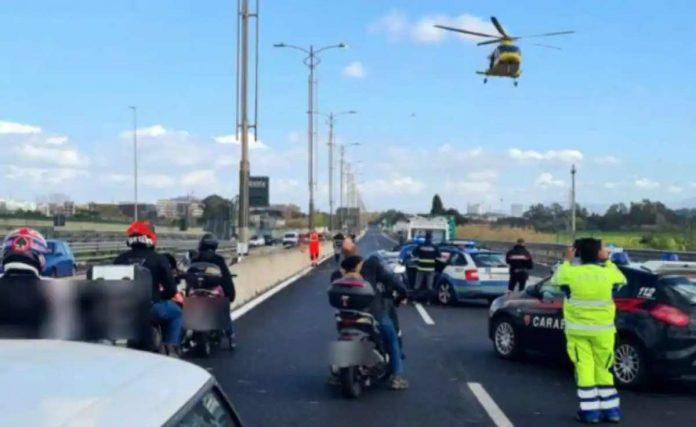incidente roma fiumicino marco querini banconote