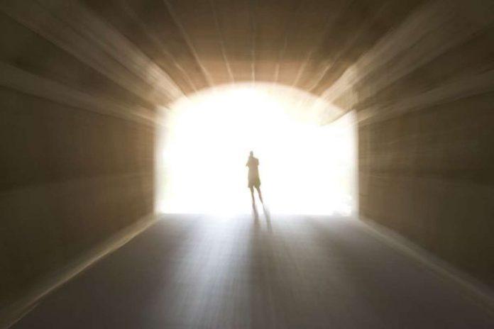 luce tunnel morte