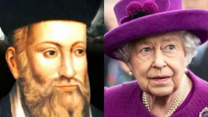 nostradamus e regina elisabetta